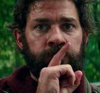 """Un lugar en silencio"" está dirigida por John Krasinski."