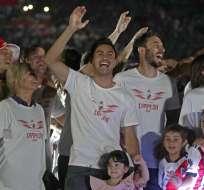 El 'Pity' obtuvo 130 votos en la tradicional elección de diario El País de Uruguay. Foto: ALEJANDRO PAGNI / AFP