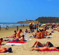 Las playas de Ecuador, el escenario perfecto para recibir el 2019.