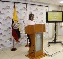 QUITO, Ecuador.- El Legislativo desvinculó a 270 servidores y redujo el salario a 524 funcionarios, según Cabezas. Foto: API
