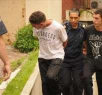 5 detenidos por violar a una adolescente en Argentina.