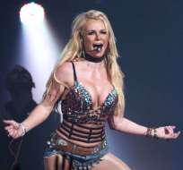 La estrella del pop suspende para cuidar a su padre que está enfermo. Foto: Archivo AFP