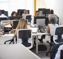Un ambiente de oficina puede ser muy intimidante para los empleados autistas. Foto: Getty Images