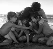 Roma es el relato sobre el México de los 70 que propone el cineasta Alfonso Cuarón.