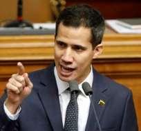 Guaidó dijo que a partir del 10 de enero Nicolás Maduró estará usurpando el poder.