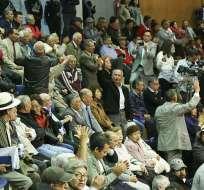 ECUADOR.- Ejecutivo vetó esta parte de Ley de Educación Intercultural, ahora necesita $320 millones para el pago. Foto: Asamblea
