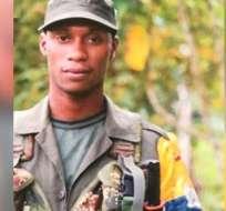 Guacho murió el viernes 21 de diciembre por el disparo de un francotirador. Foto: Archivo
