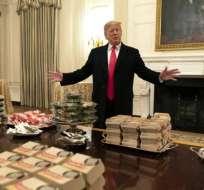 No está claro cuánto le costó la orden al mandatario.