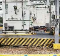 EL GUABO, Ecuador.- Los expertos sugieren demoler las losas y volverlas a construir. Foto: Recursos y Energía EC