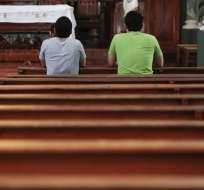Se trata del peor ataque desde la firma de la paz con las FARC. Foto: AFP