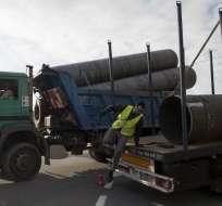 Rescatistas no llegarán antes del martes al niño atrapado en un pozo en España. Foto: AFP