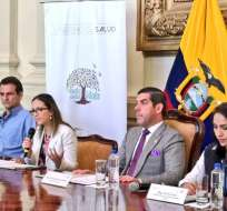 GUAYAQUIL, Ecuador.- Autoridades anuncian cambios tras anomalías reportadas en clínicas de rehabilitación. Foto: Twitter SaludEC