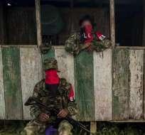 Cuba pide a Colombia que permita el retorno de delegación del ELN. Foto: AFP