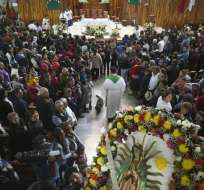 MÉXICO.- Según Gobierno, el ducto cercano a comunidad de Tlahuelilpan fue perforado por criminales. Foto: AFP