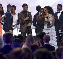 Los Premios SAG son uno de los barómetros más confiables de cara al Oscar. Foto: AP