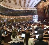 QUITO, Ecuador.- Asamblea Nacional tratará el cambio a la LOSEP el jueves 31 de enero de 2019. Foto: Asamblea Nacional.