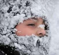 El cuerpo humano no está diseñado para soportar el frío extremo. GETTY IMAGES
