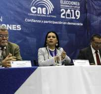 """Según CNE, se prioriza invitación de """"organismos electorales técnicos"""". Foto: API"""