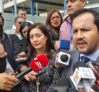 QUITO, Ecuador.- El subsecretario de la Presidencia fue citado por segunda vez por la Fiscalía a rendir versión. Foto: API