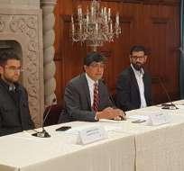 Ecuador envió información a Bolivia sobre casos Espín y Ocha. Foto: API