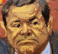 """""""El Chapo"""" aguarda un veredicto del jurado que podría suponerle la cadena perpetua en EE.UU."""