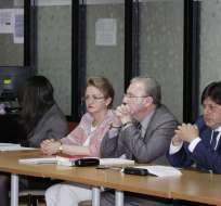 Fiscalía investiga a Norma Vallejo tras audio de cobros indebidos a colaboradores. Foto: API