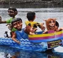 Desfiles en Guayaquil en agenda del carnaval 2019. Foto: Guayaquil es mi destino