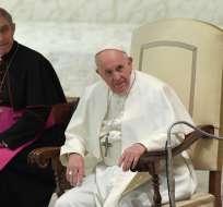 Papa dice que no es oportuno mediar en Venezuela. Foto: AP