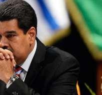 VENEZUELA.- Entre sancionados figura el jefe del Servicio Bolivariano de Inteligencia de Venezuela de Maduro. Foto: Archivo
