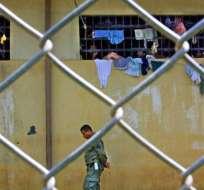 Quejas surgen tras muerte por tuberculosis de detenido en recinto carcelario. Foto referencial / AFP
