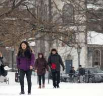 La Universidad de Toronto está aprovechando la incertidumbre en torno a las políticas de Donald Trump.