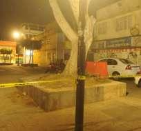 Mueren 6 personas en ataque armado en Ciudad de México. Foto: Twitter