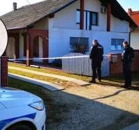 Hallan un cadáver en un congelador 18 años después de la desaparición de una joven croata. Foto: Twitter