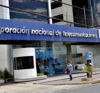 ECUADOR.- Casi 800 trabajadores serían separados de CNT, según integrante del Comité empresarial. Foto: Archivo