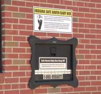 Hasta ahora hay siete cajas de bebé en Indiana, el estado en donde se ha impulsado más el programa.