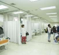 """QUITO, Ecuador.- El hospital aseveró que el evento """"no comprometió la integridad"""" de los pacientes. Foto: Archivo/Flickr Salud."""