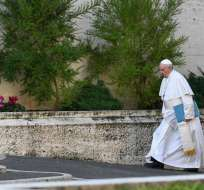 Comienza en el Vaticano la cumbre histórica sobre pederastia. Foto: AFP
