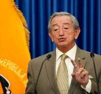 ECUADOR.- Abogado de uno de los militares detenidos señala que el ministro se contradijo en Fiscalía. Foto: Archivo