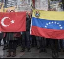La cuestión venezolana traspasa las fronteras del continente.
