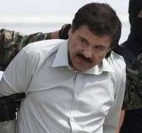 """MÉXICO.- """"Di instrucciones de que se procediera"""", dijo el presidente de México sobre el trámite del Chapo Guzmán. Foto: Archivo"""