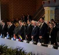 Pese a declaración de aliados, Estados Unidos mantiene latente la amenaza contra Maduro. Foto: AFP