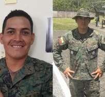 En Colombia estaría cuerpo de un militar desaparecido. Foto: Archivo - Referencial