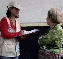 La preparación y ejecución estará a cargo del Instituto Nacional de Estadística y Censos. Foto referencial / eleconomista.com.mx