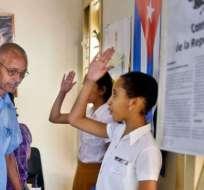 El nuevo proyecto de Constitución reconoce los cambios que introdujo Raúl Castro.