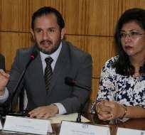 ECUADOR.- Iván Granda y Ruth Palacios se trasladaron a Brasil para recabar información de Odebrecht. Foto: Archivo