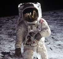 La teoría de que el hombre en realidad no llegó a la Luna es una de las más extendidas.