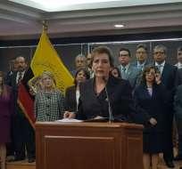 QUITO, Ecuador.- A los jueces de este organismo les preocupa no poder alcanzar el 80% de la puntuación. Foto: API