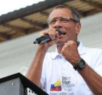 Juez rechazó la apelación para traslado de Glas a la Cárcel 4 de Quito. Foto: Archivo Flickr Vicepresidencia