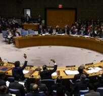 """Iniciativa de EEUU en ONU urgía a celebrar elecciones """"libres, justas y creíbles"""" en el país sudamericano. Foto: AFP"""