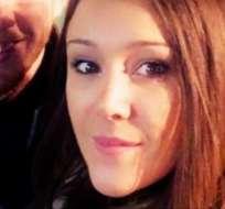 Kerri McAuley fue asesinada cuando tenía 32 años. FAMILY PHOTO